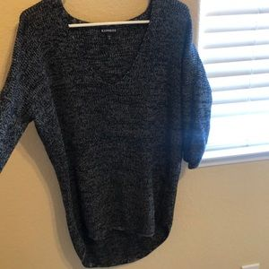 Women's oversized sweater